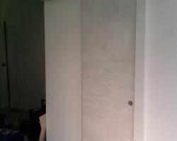 Serramenti for Finestra scorrevole esterno muro